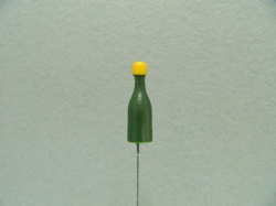 Bottle on the wire, 5,4cm