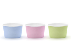 Icecream cups 170ml, 6 pcs. in bag
