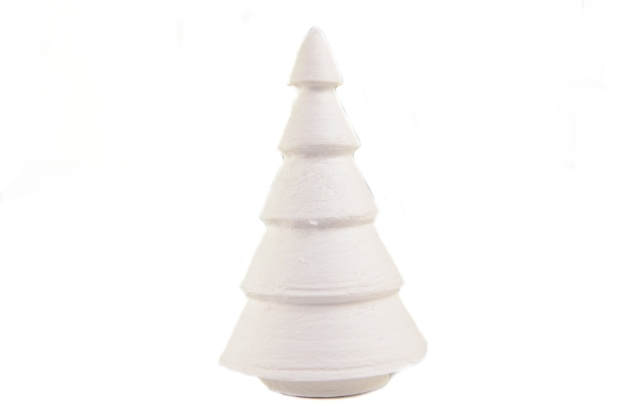 Christmas tree - height 94mm - 100 pcs. in bag